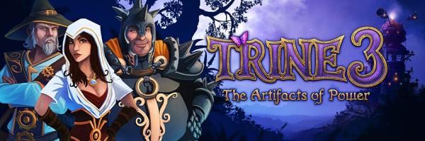 Trine 3: The Artifacts of Power zapowiedziane na PC.