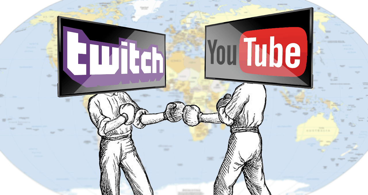 twitch youtube