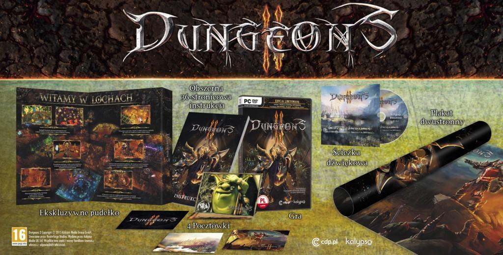 Dungeons 2 edycja specjalna