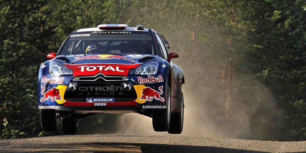Sebastien-Loeb-Rally