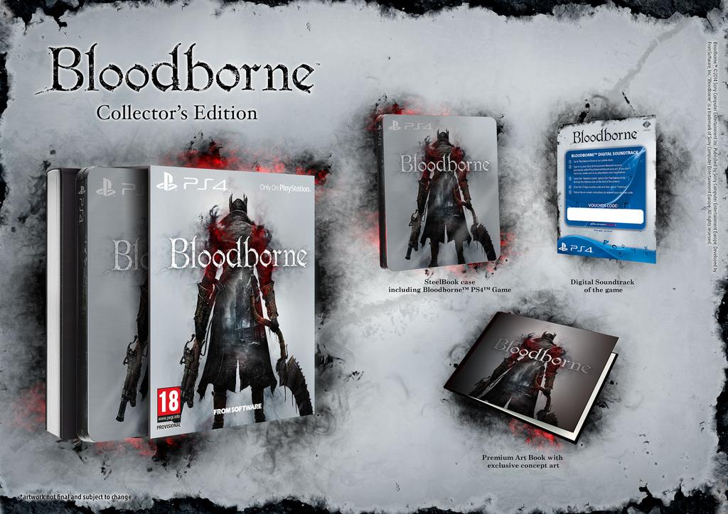 bloodborne coll