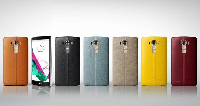 LG G4 w wielu kolorach!