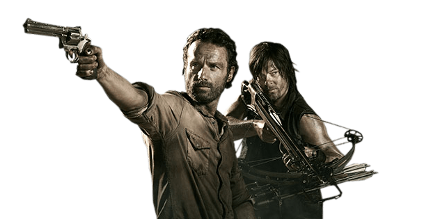 the walking dead png