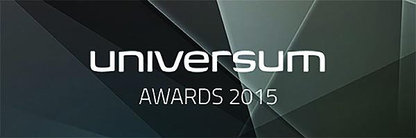 Baner Gala Universum Awards 2015