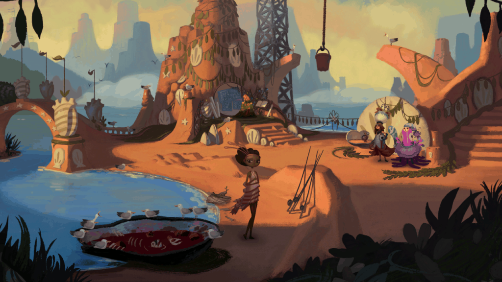 Broken Age screen 4