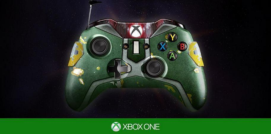 Xbox One kontroler star wars 2