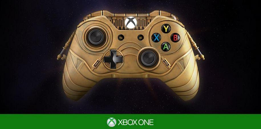 Xbox One kontroler star wars 3