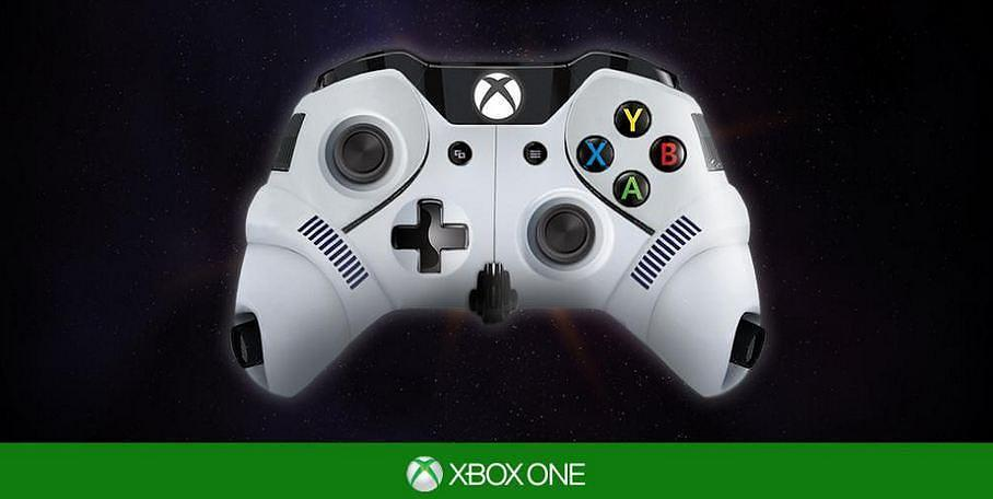 Xbox One kontroler star wars 4