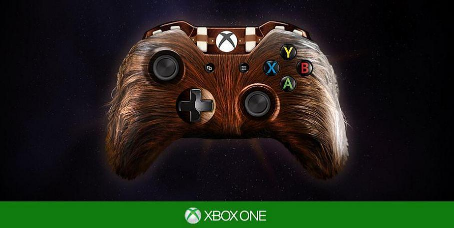 Xbox One kontroler star wars