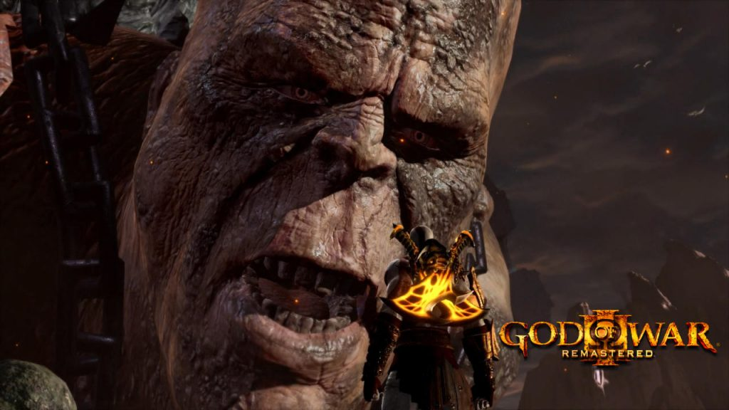 god of war 3 boss
