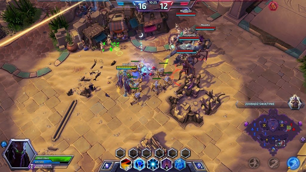 heroes of the storm  5