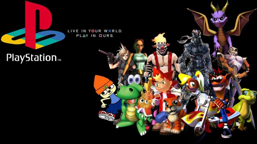 Najpopularniejsi, kochani, uwielbiani bohaterowie gier z pierwszego PlayStation.