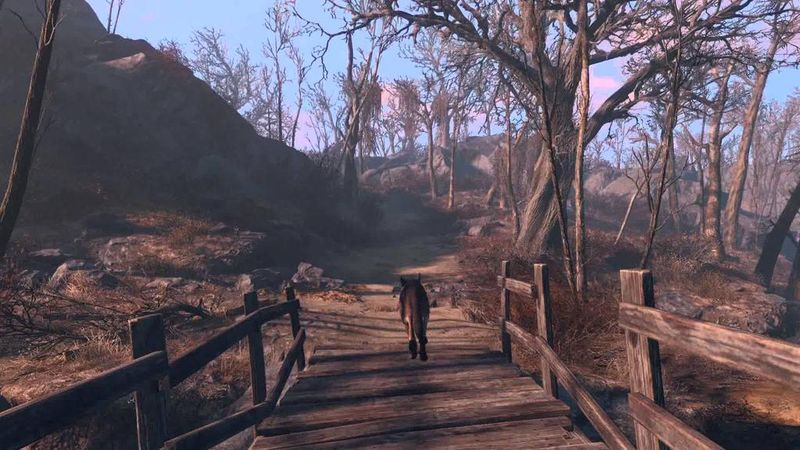 fallout 4 screen