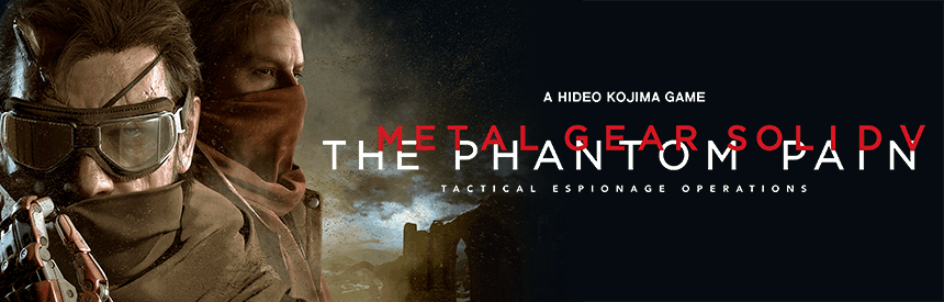 metal gear solid 5 banner