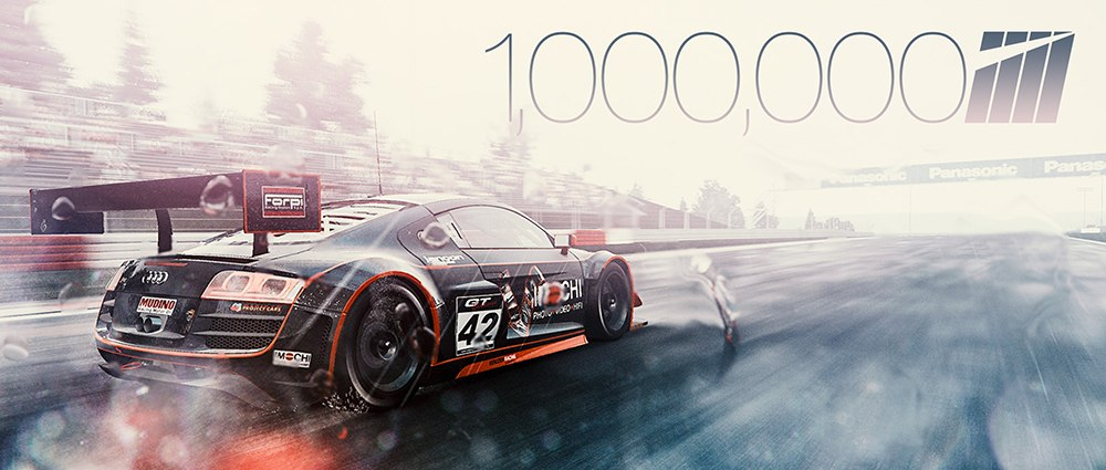 project cars milion