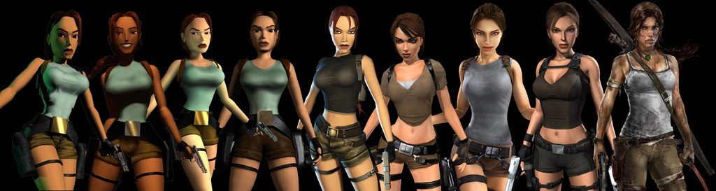 lara_croft_evolution