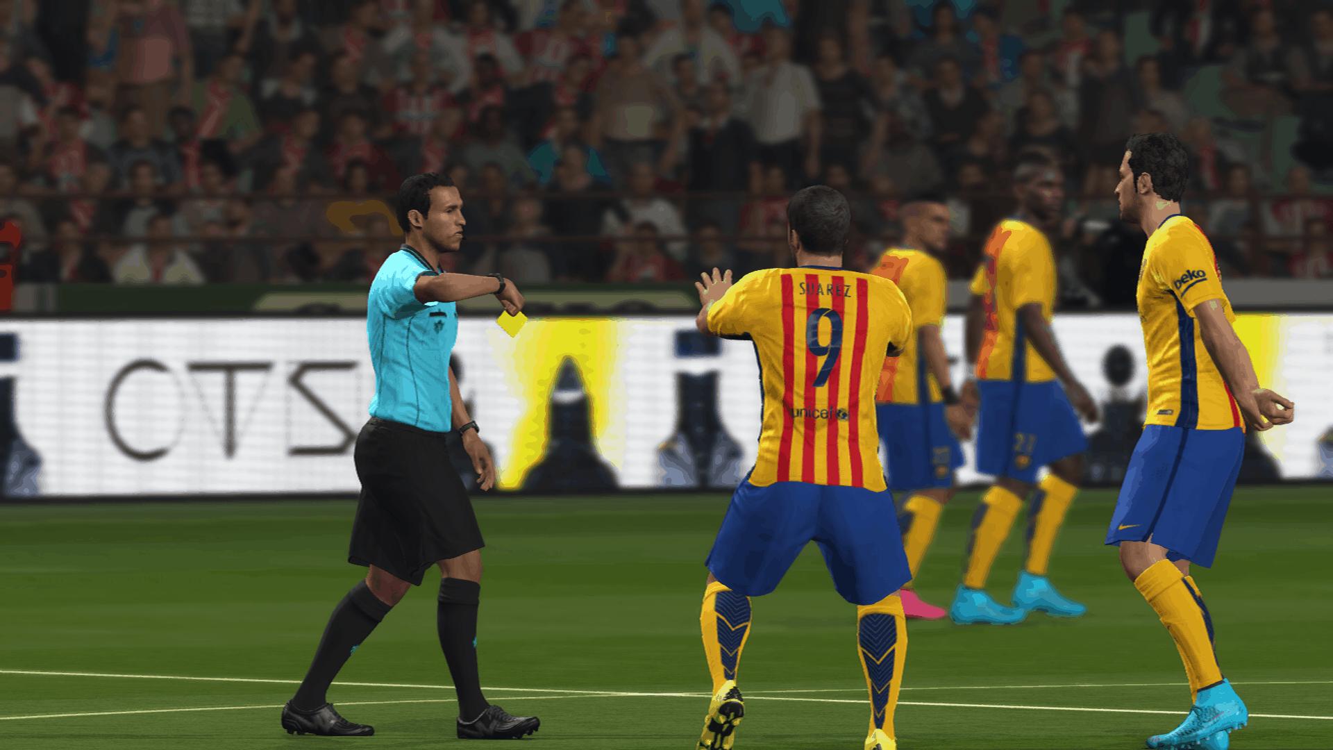 Pro Evolution Soccer 2016 (2)