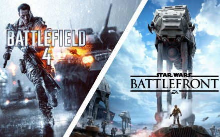 star wars battlefront battlefield 4