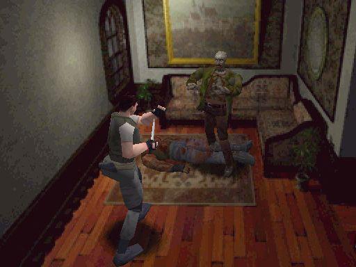 Pierwsze spotkanie z zombies na PlayStation!