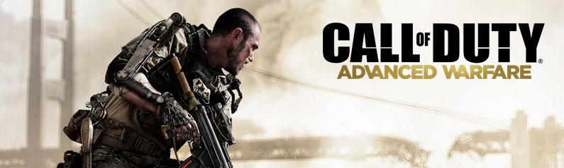 Call of Duty: Advanced Warfare to kolejna odsłona bardzo popularnej serii strzelanin. Tym razem w klimatach science fiction.