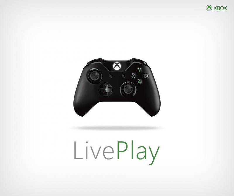 Całkiem pomysłowe to Xbox LivePlay!