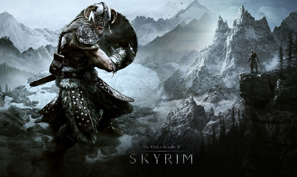 skyrim wallpaper_pk