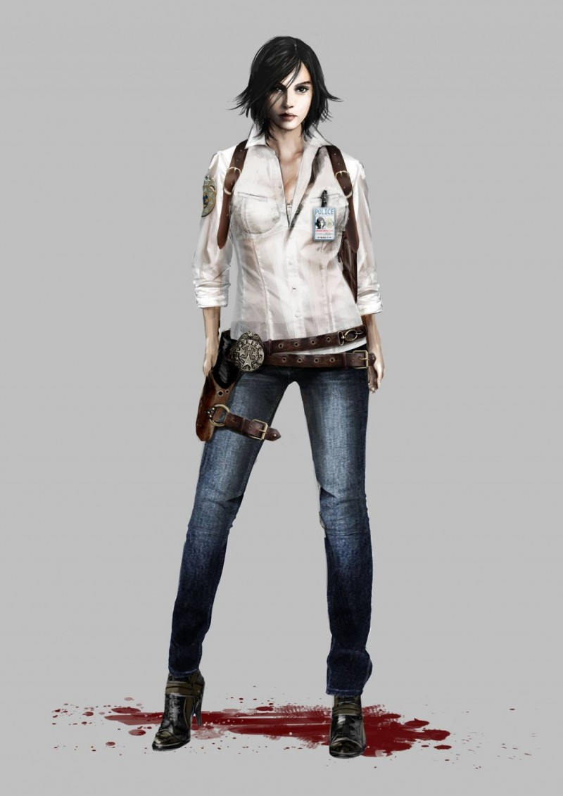 Juli Kidman to główna bohaterka dodatku fabularnego do The Evil Within.
