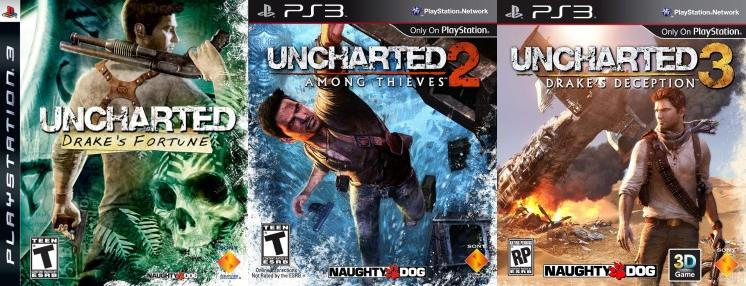 Uncharted_games